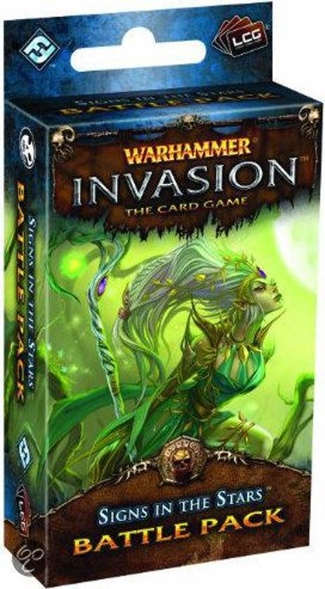 Afbeelding van het spel Warhammer Invasion Signs In The Stars Battle Pack