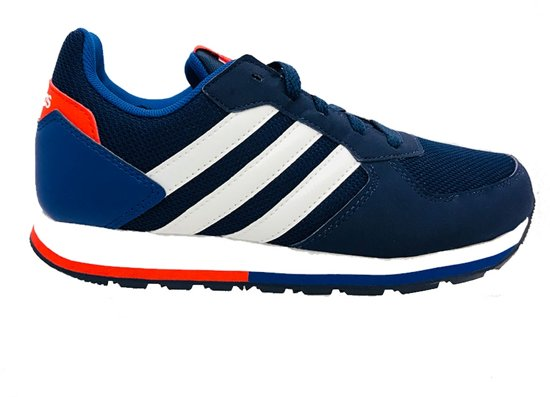 adidas 8K Kids Sneakers Schoenen blauw donker 38