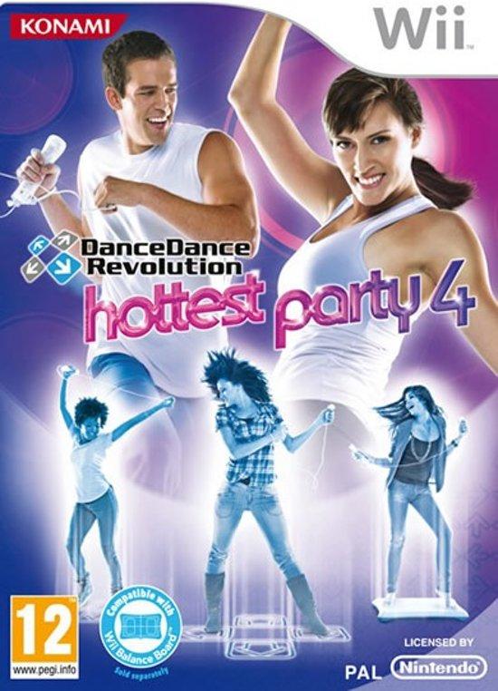Dance Dance Revolution: Hottest Party 4 kopen
