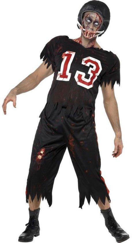 Fabulous bol.com | American football zombie kostuum voor heren Halloween #LQ64