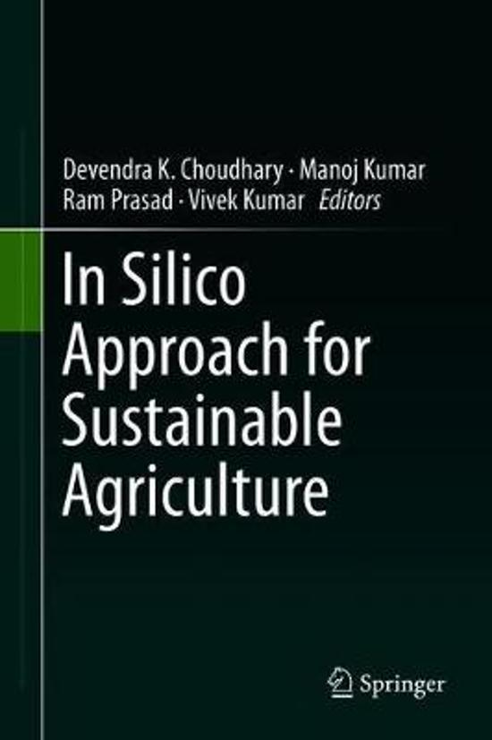 In Silico Approach for Sustainable Agriculture