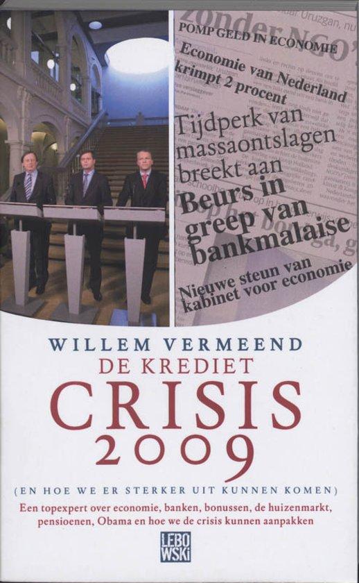 De kredietkrisis 2009