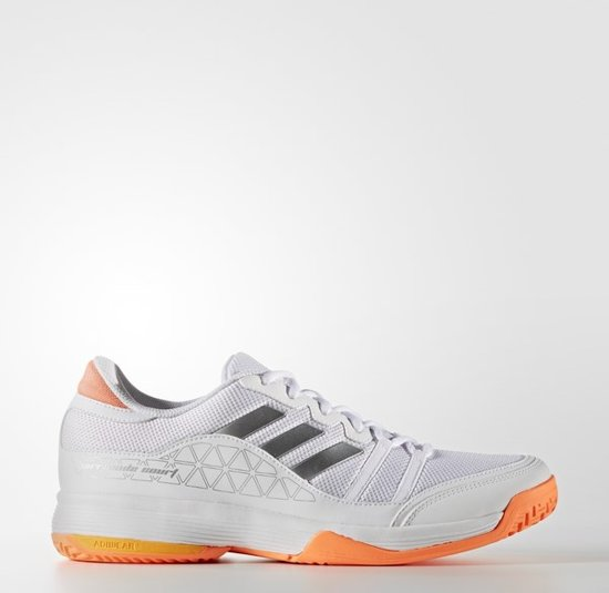 adidas Barricade Court Tennisschoenen Heren 10 Ftwr White