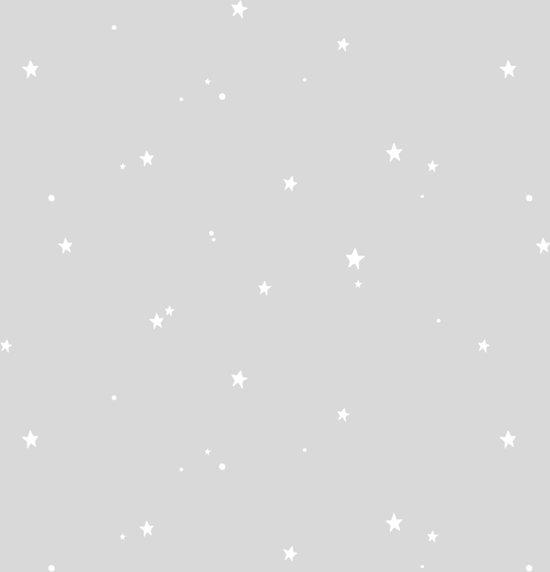 Little Dutch Slaapzak zomer 110 cm - little stars grey