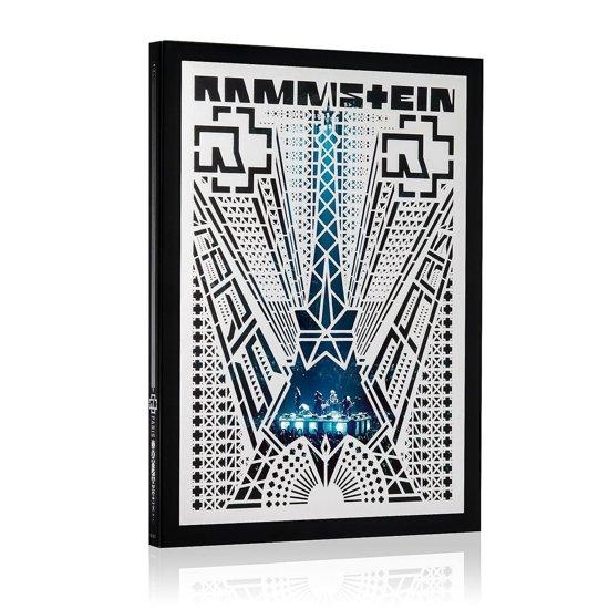CD cover van Rammstein: Paris  (2 CD + Blu-ray) van Rammstein