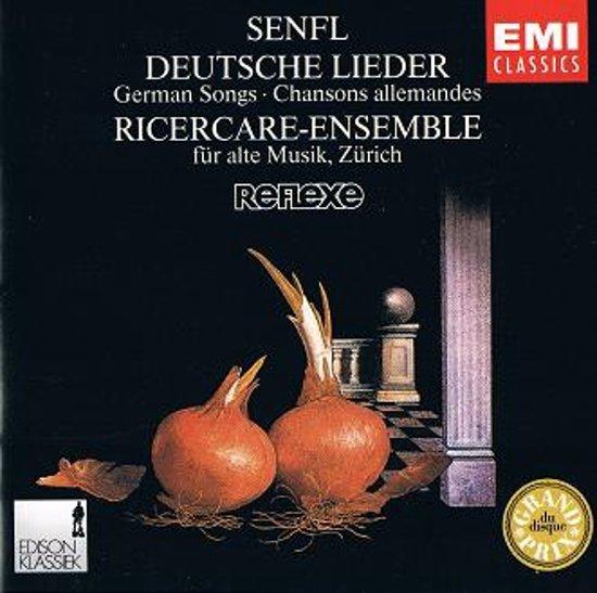 Ludwig Senfl:  German Songs