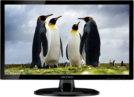Hanns.G HE247DPB - Full HD Monitor