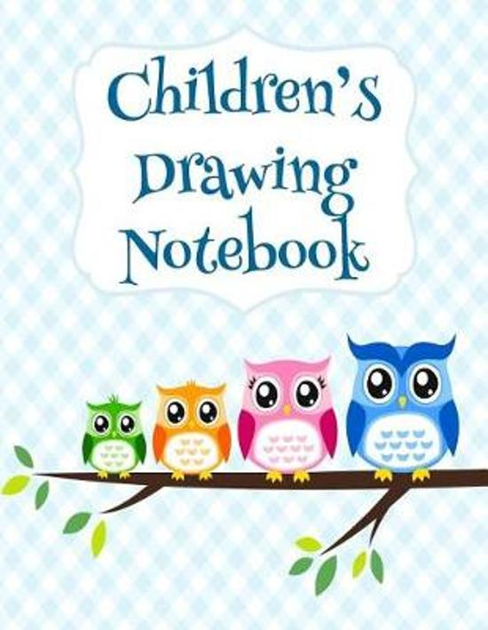 Children's Drawing Notebook