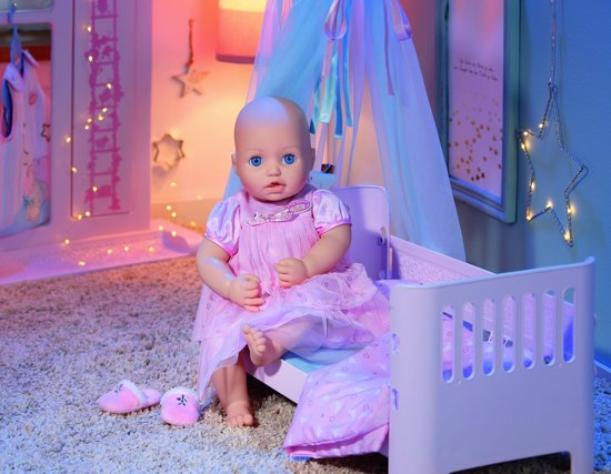 Zapf Creation Baby Annabell Slaapset Sweet Dreams Roze 2-delig