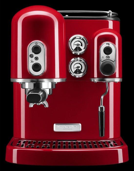 KitchenAid 5KES2102EER Artisan Halfautomatische Espressomachine