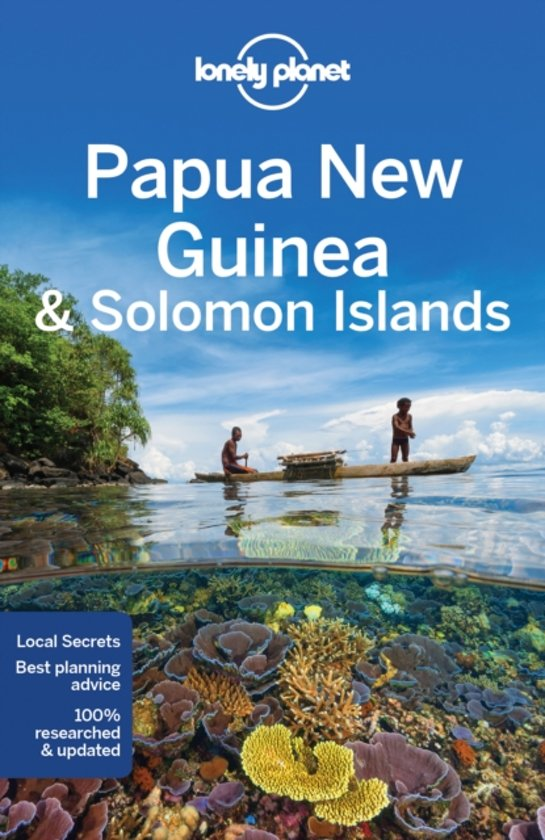 Lonely Planet Reisgids Papoea Nieuw Guinea