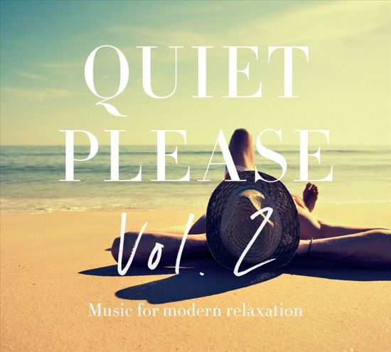 Quiet Please Vol. 2