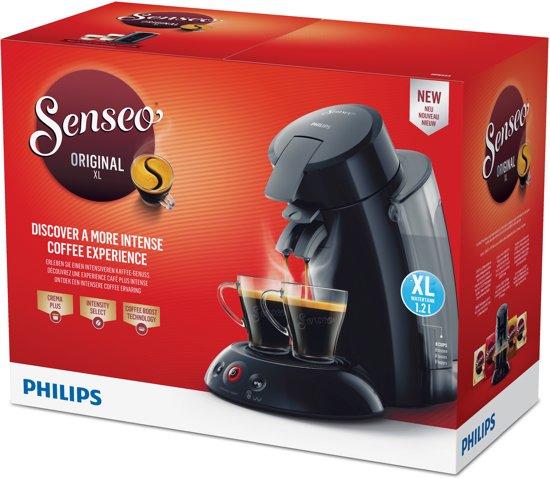 Philips Senseo Original XL HD6555/20 Zwart