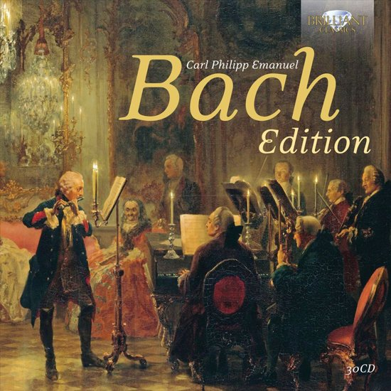 Bach, C.P.E.; Edition