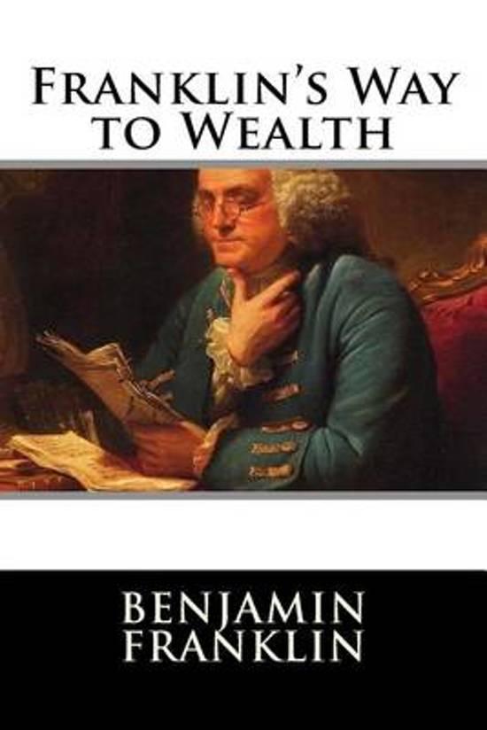 benjamin franklin way of wealth