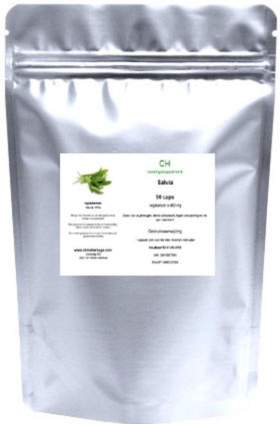 Salvia - 90 Capsules - Voedingssupplement