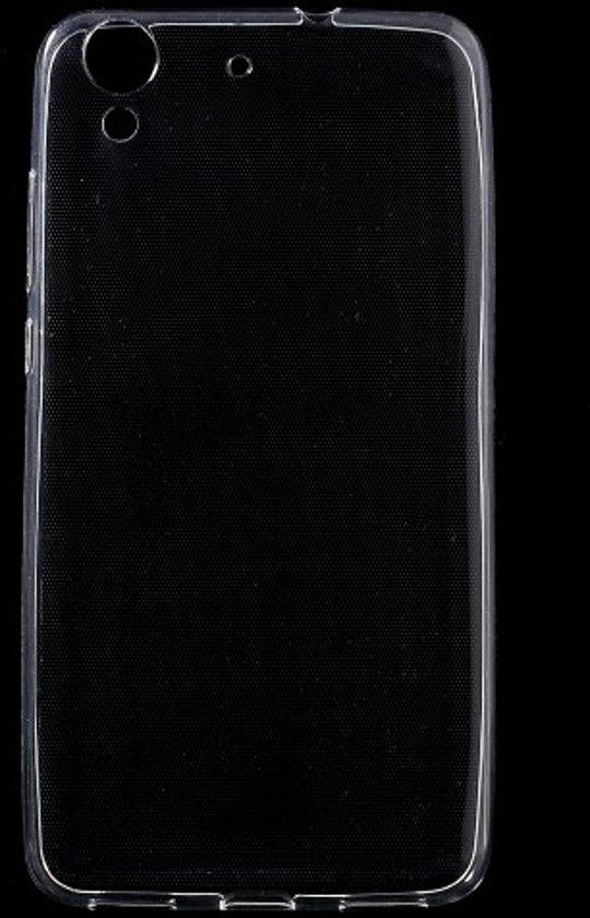 Huawei Y6 II | Honor 5A TPU Hoesje Transparant Extra Dun