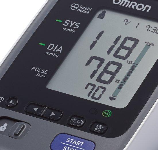 Omron M7 Bovenarm - Bloeddrukmeter