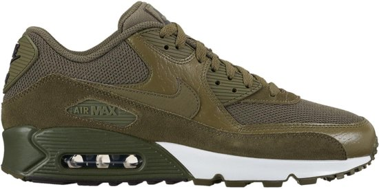 | Nike Air Max 90 Leather 537384 201 Groen