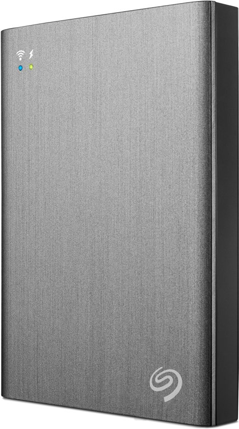 Seagate Wireless Plus - Externe harde schijf - 1 TB