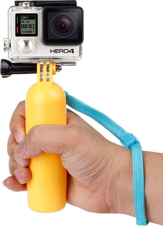 Drijvende Bobber / Handgreep geschikt voor de GoPro Hero 6 / 5 / 4 / 3+ / 3 / 2 / 1