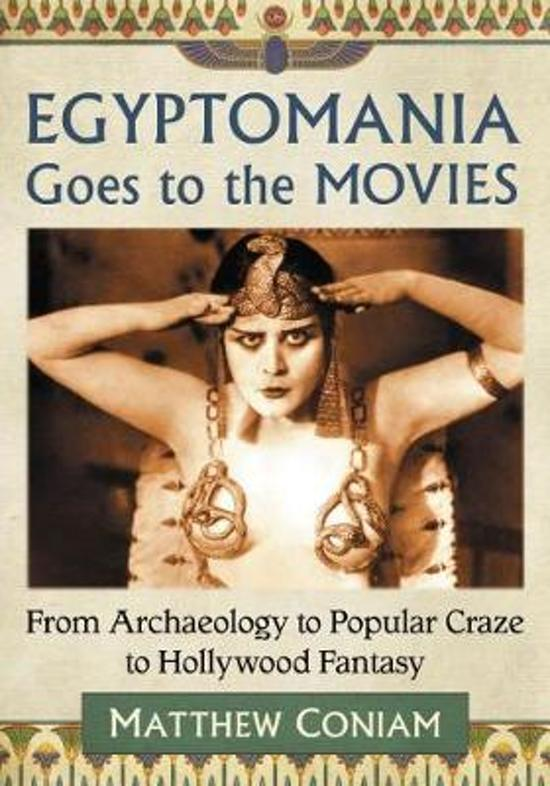 Egyptomania Goes to the Movies