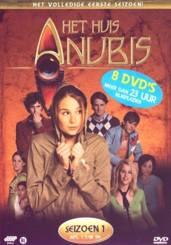 bol het huis anubis seizoen 1 8dvd dvd walter
