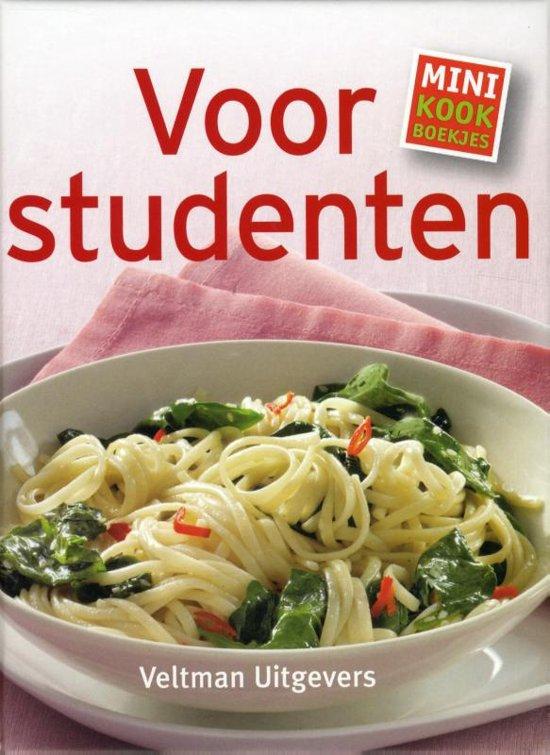 Mini kookboekjes - Voor studenten