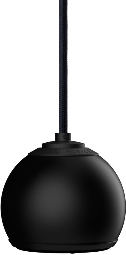 Gallo Acoustics Micro SE Droplet - Hangende Speaker - Mat Zwart