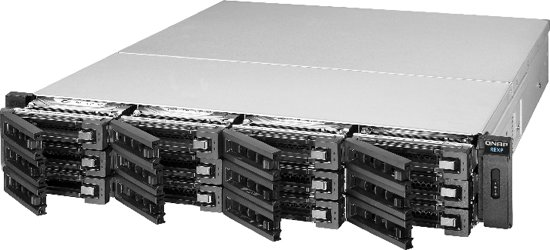 12-Bay SAS 12G Expension Unit for Enterprise Models/ Without Rail Kit