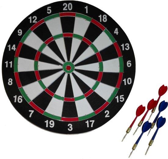 SPORTX - Dartbord met pijlen