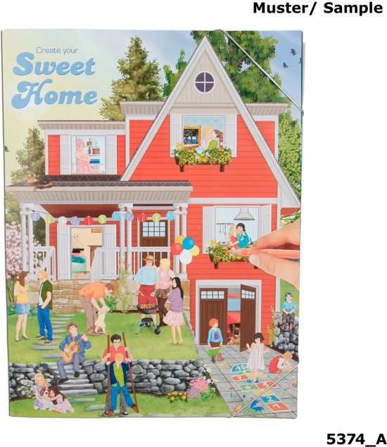 Create Your Sweet Home
