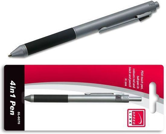 Speedlink 4in1 Metal PDA-pen