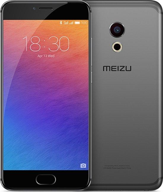 Meizu Pro 6 5.2'' Dual SIM 4G 4GB 32GB 2560mAh Grijs