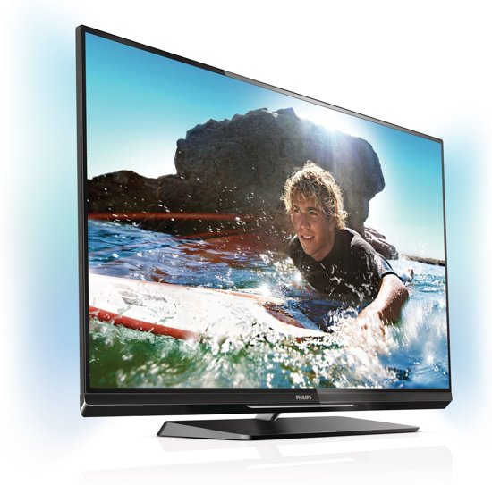 Philips 37PFL6007 - 3D LED TV - 37 inch - Full HD - Internet TV
