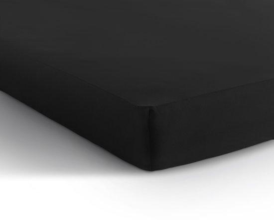 Home Care Hoeslaken - Lits-jumeaux - 160/180 x 200 cm - Zwart