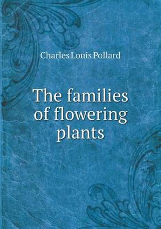The Families of Flowering Plants