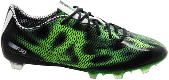 77dff6e8ace bol.com | Adidas Voetbalschoenen F30 Fg Zwart/groen Heren Maat 42