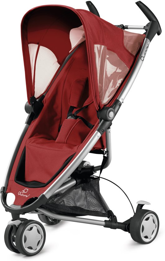 Hedendaags bol.com | Quinny Zapp Buggy - Red Rumour - 2014 DD-43