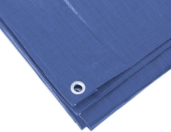Afdekzeil Blauw Profi (3 x 5 meter)