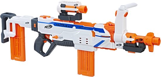 NERF N-Strike Modulus Regulator - Blaster