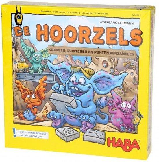 Haba - Spel - De hoorzels - 5+