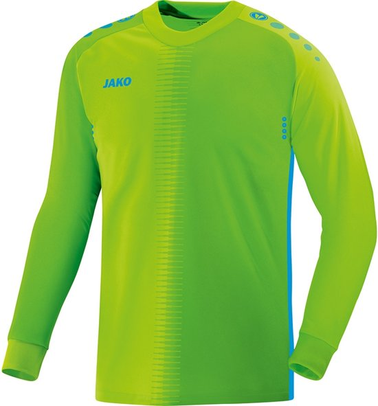 Jako Competition 2.0 Keepershirt - Shirts  - groen - 164