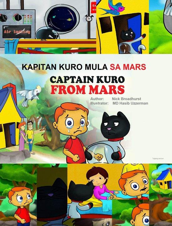 Kapitan Kuro Mula Sa Mars