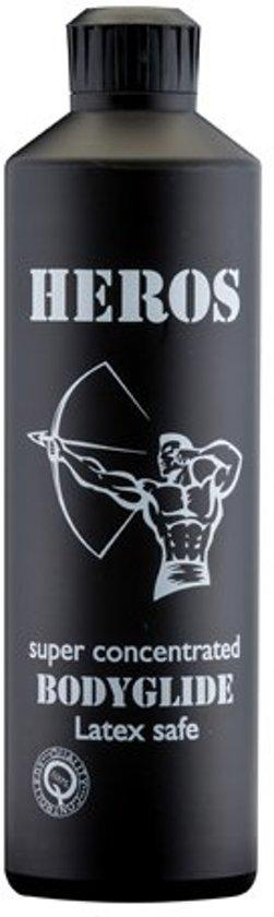 Heros Siliconen Glijmiddel - 500 ml