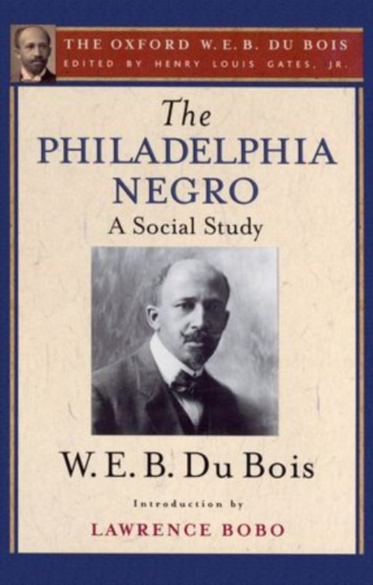 the social theory of du bois