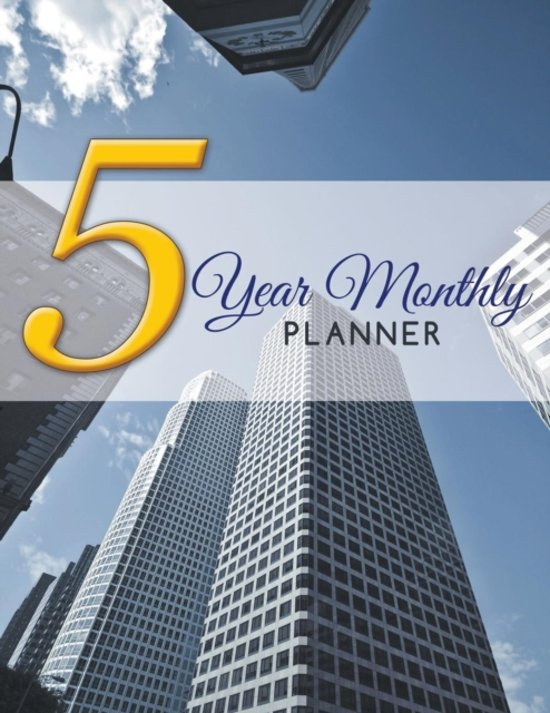 5 Year Monthly Planner