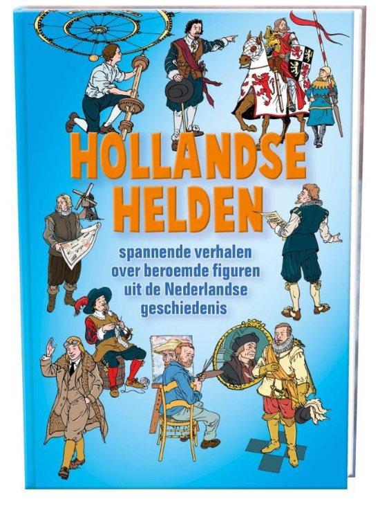 Hibba Boek Hollandse Helden