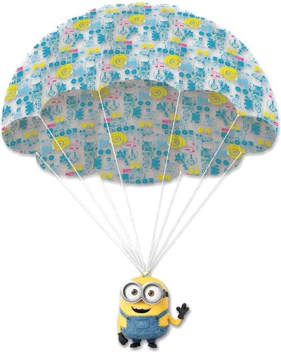 Minions Parachute Bob 45 Cm Geel