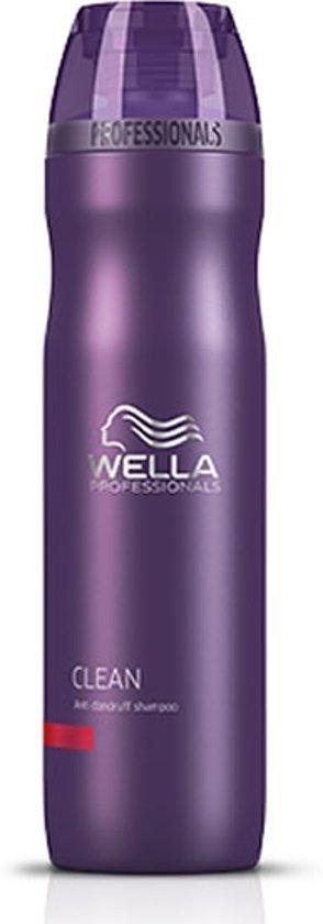 MULTI BUNDEL 3 stuks Wella Balance Clean Anti Dandruff Shampoo 250ml